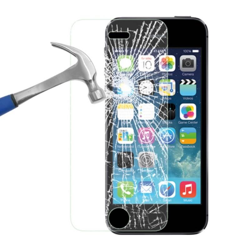 Pellicola vetro temperato Iphone 5/5s 9H 25D