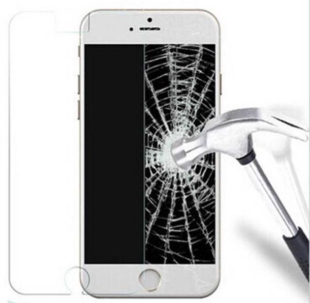 Pellicola vetro temperato Iphone 6/6s 9H 25D