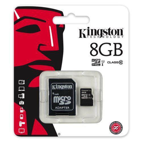 KINGSTON TRANS FLASH 8 GB (SDC4/8GB)