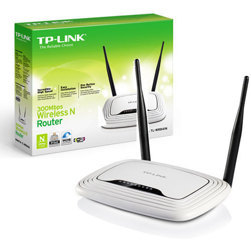 Router Wireless TP-Link 300Mbps TL-WR841N