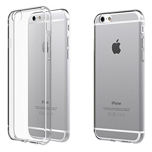 Cover TPU Trasparente Apple Iphone 6/6s 0,3mm