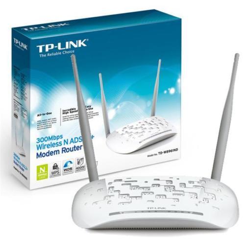 Modem Router 300MBPS Tp-Link TD-W8961N