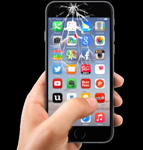 Riparazione LCD Touch iPhone (Fuori Garanzia)