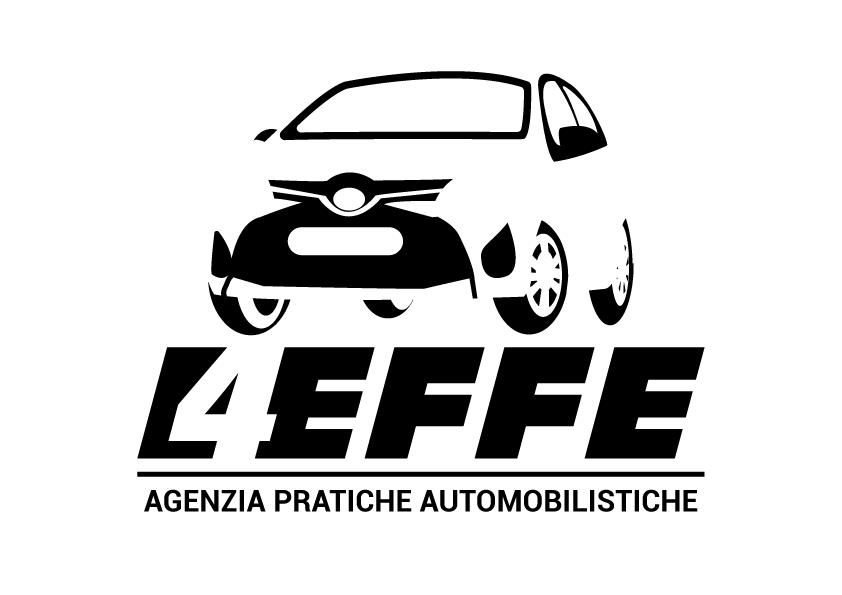 Logo e insegna 4EFFE Agenzia Pratiche Automobilistiche