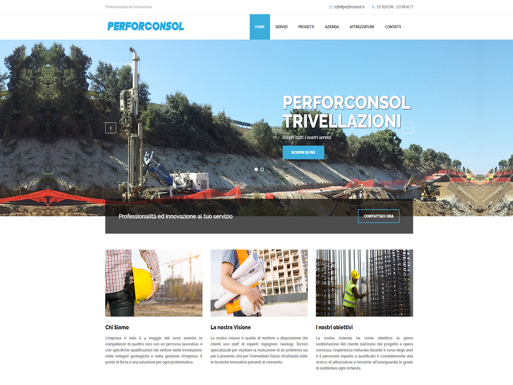 Perforconsol